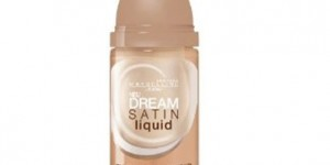 hang xach tay, kem nen maybelline dream satin liquid
